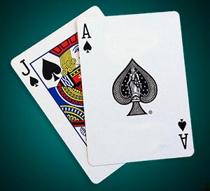 single hand blackjack spielen