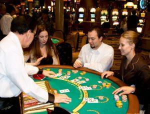weiche Hände im Blackjack