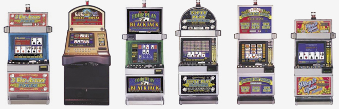 videopoker machine