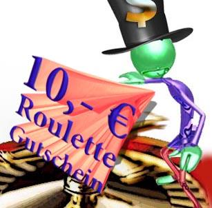 Read more about the article 10€ GRATIS für Roulette im CasinoClub