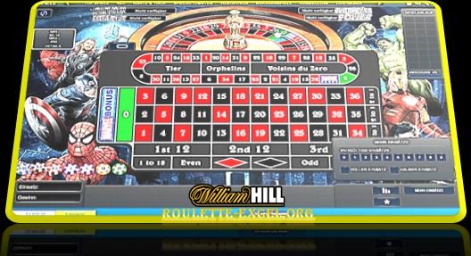 Marvel-Roulette-bei-WilliamHill-Casino