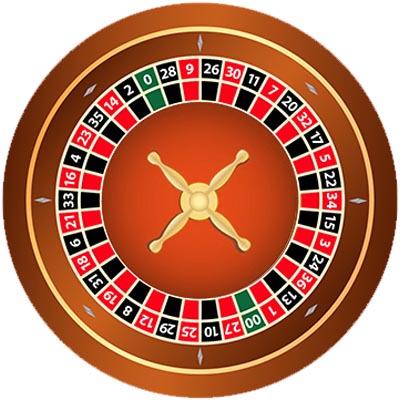 amerikanisches Roulette Rad