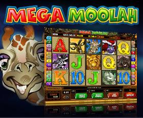 Megajackpot megamoolah