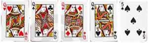 poker oder vierling