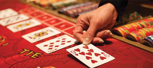 Kategorien von Online Glücksspielen Baccarat