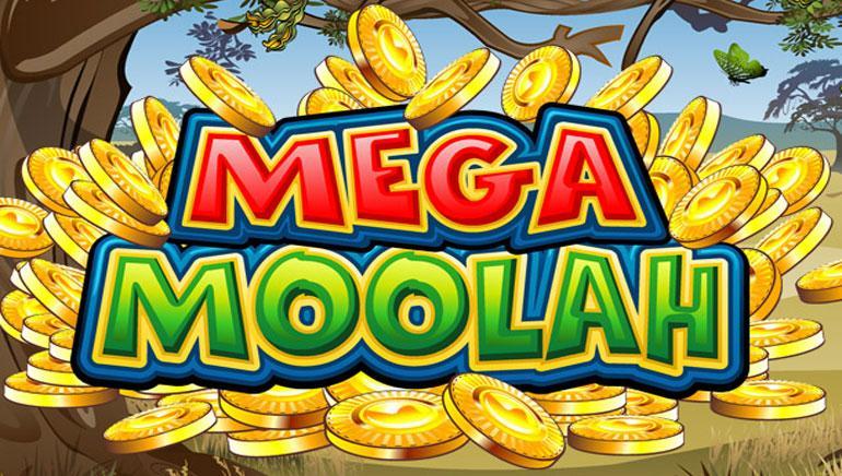 Rekord Jackpot beim Mega Moolah Slot