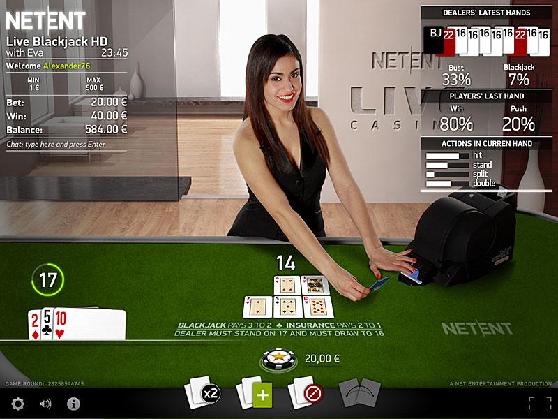 common draw blackjack