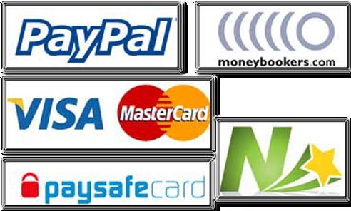 Auswahl von Online Casinos zahlungsanbieter