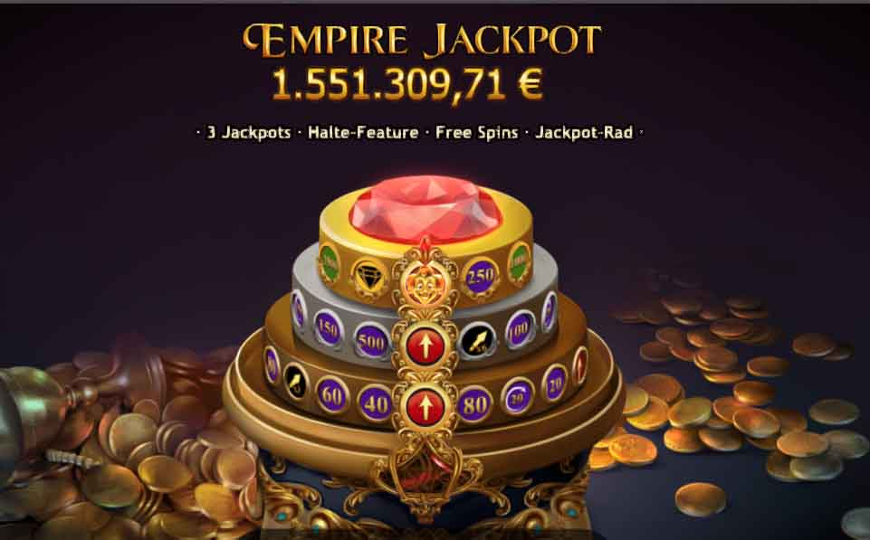 Emire Fortune Slot