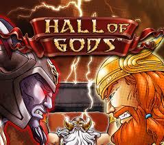 Beim Hall of Gods Slot 6,7 Millionen Euro gewonnen