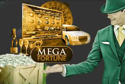 mr-green mega fortune slot