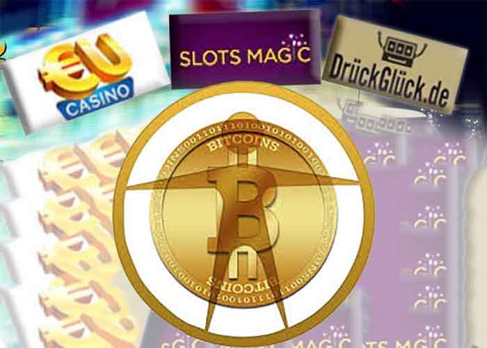 Bitcoin Zahlungen in SkillOnNetCasinos