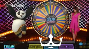 dream catcher im royal panda casino