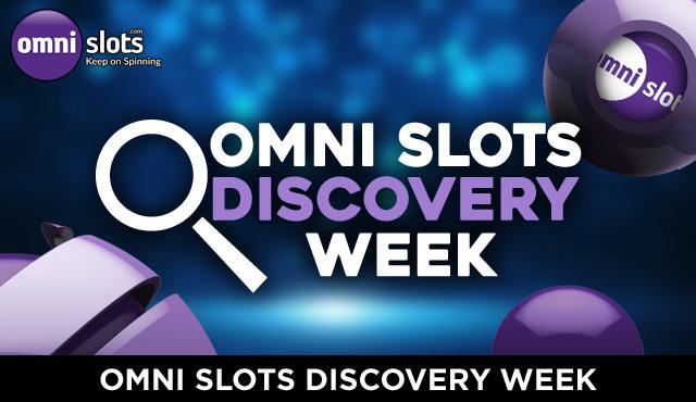omnislots discovery week