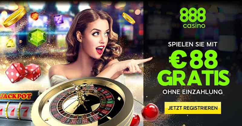 888.com casino-88 € Gratis