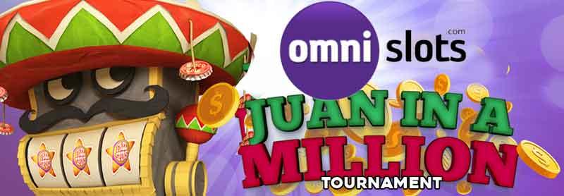 Ab nach Mexiko-Das Omnislots Juan in a Million Turnier