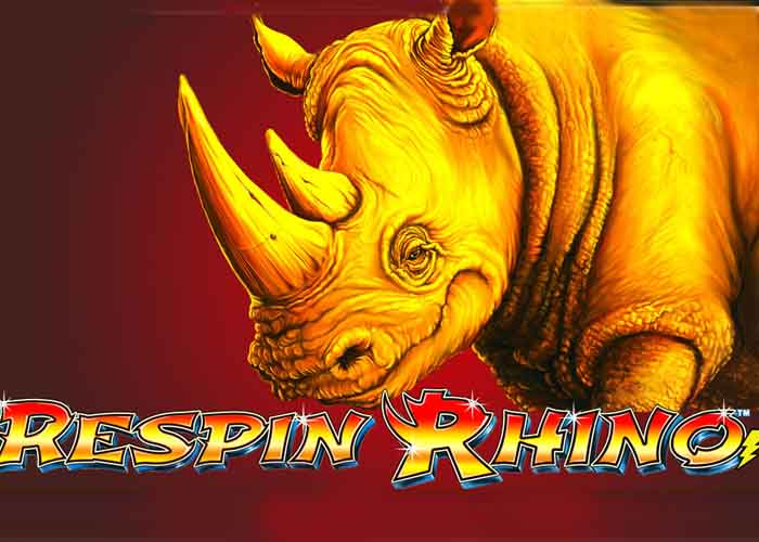 You are currently viewing Der Respin Rhino Slot, ab in die Wildnis