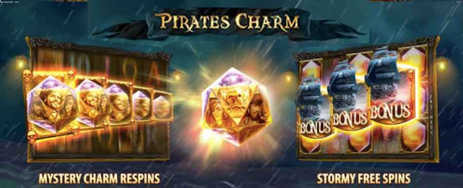 Pirate Charms Slot