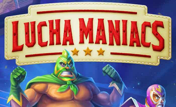 lucha maniacs slot