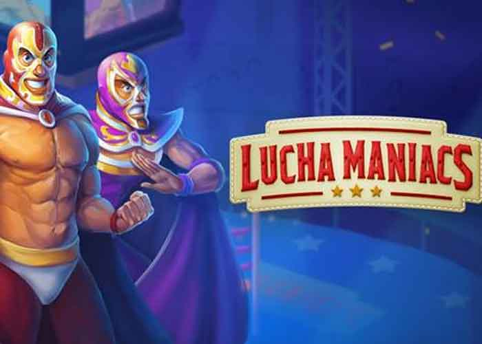 You are currently viewing Der Lucha Maniacs Slot, ein Wrestlingfest in Mexiko