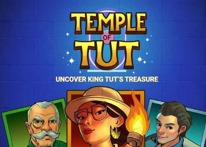 Read more about the article Der Temple of Tut Slot, die Schätze der Pharaonen