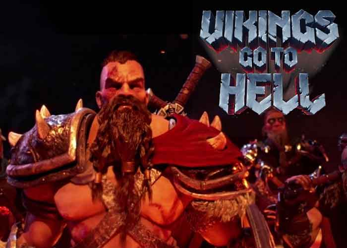 Vikigs go to hell slot