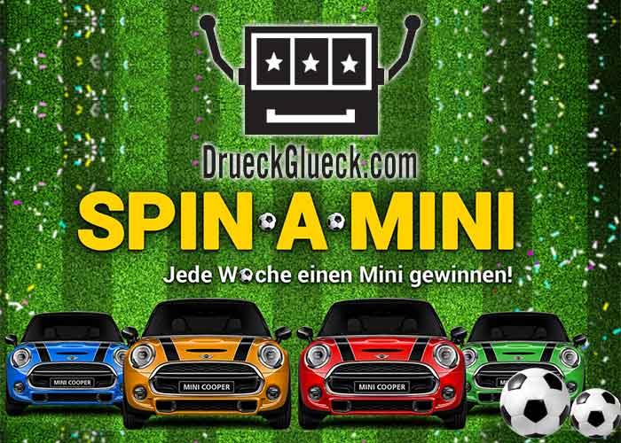 Read more about the article Das Spin a Mini auf DrückGlück Slots Turnier
