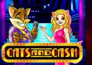 Read more about the article Der Cats and Cash Slot, eine fröhliche Katzenrevue