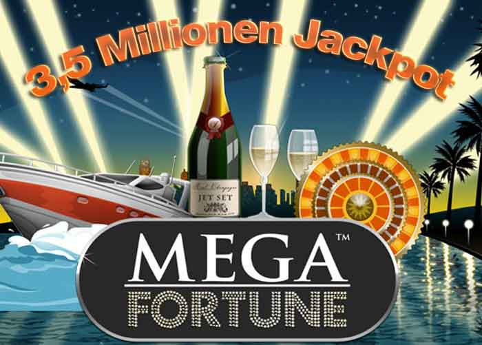 mega fortune jackpot Progressive Jackpot Slots
