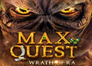 Read more about the article Der Max Quest: Wrath of Ra Slot, eine neue Ära im iGaming