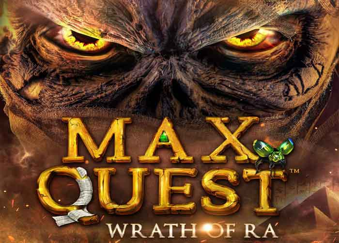You are currently viewing Der Max Quest: Wrath of Ra Slot, eine neue Ära im iGaming