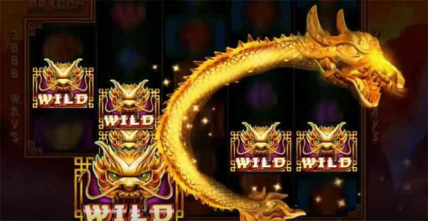 3888 Ways of the dragon slot