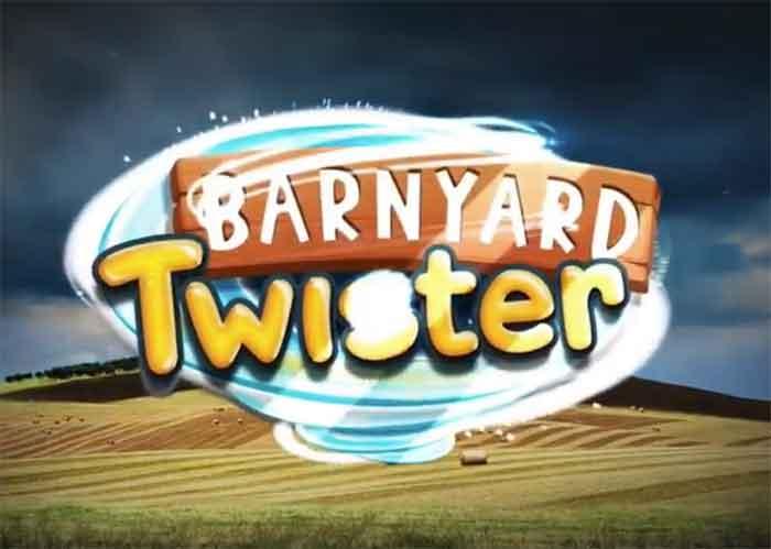 You are currently viewing Der Barnyard Twister Slot, ein Wirbelsturm auf der Farm