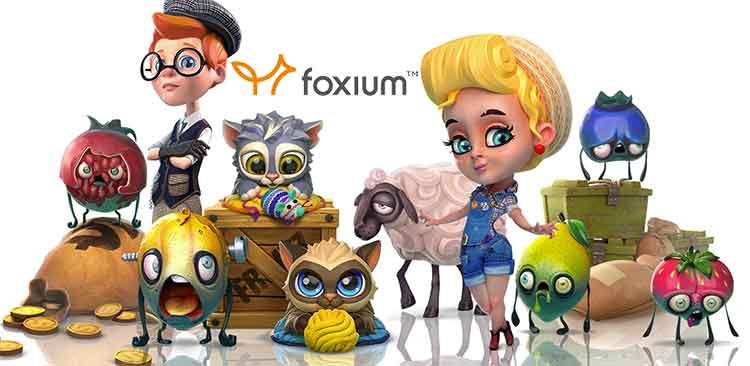 Spieleentwickler Foxium