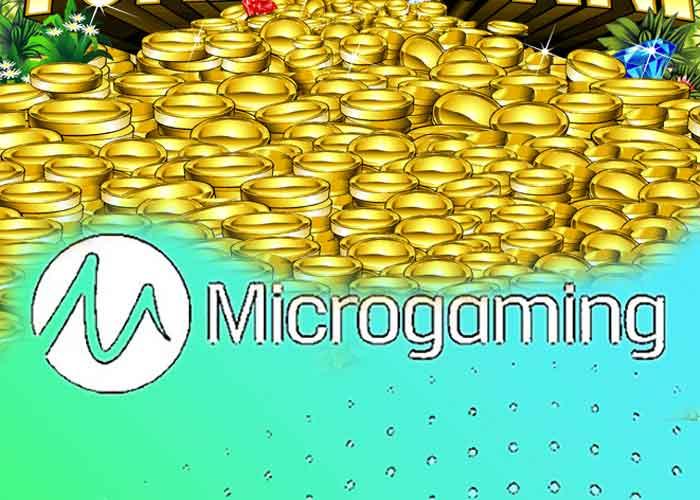 Microgaming Jackpot Slots