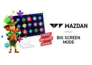Read more about the article Der Wazdan Big Screen Mode – ein einzigartiges Feature