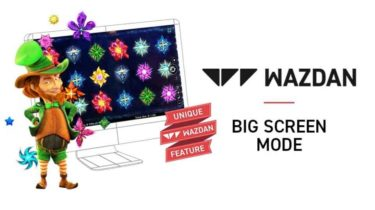 Wazdan Big Screen Mode