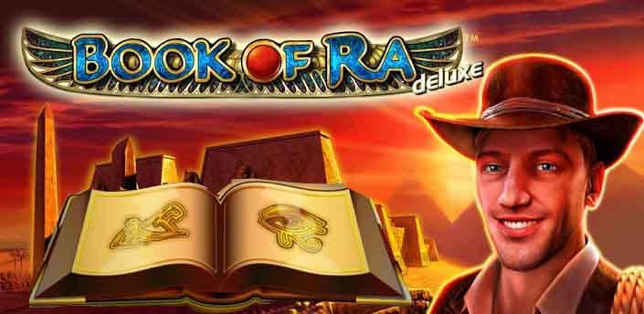 Book of slots - book of ra