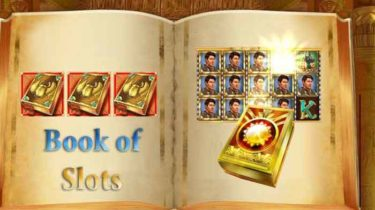book of Slots