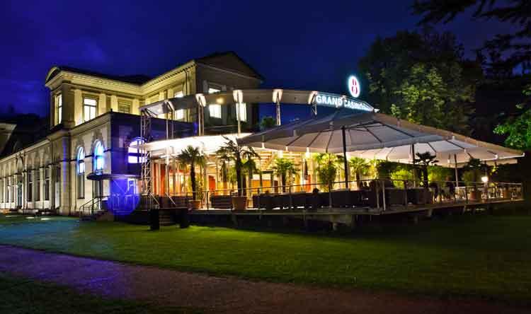 Älteste Casinos der Welt Baden Baden