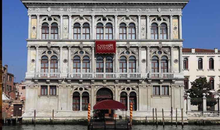 Älteste Casinos der Welt casino Venezia