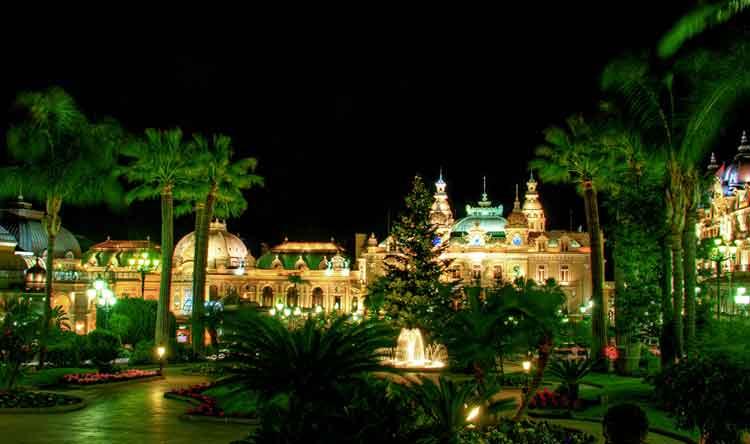 Älteste Casinos der Welt Monte Carlo
