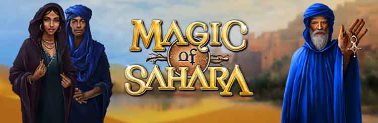 Magic Sahara slot