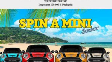 spin a mini promotion