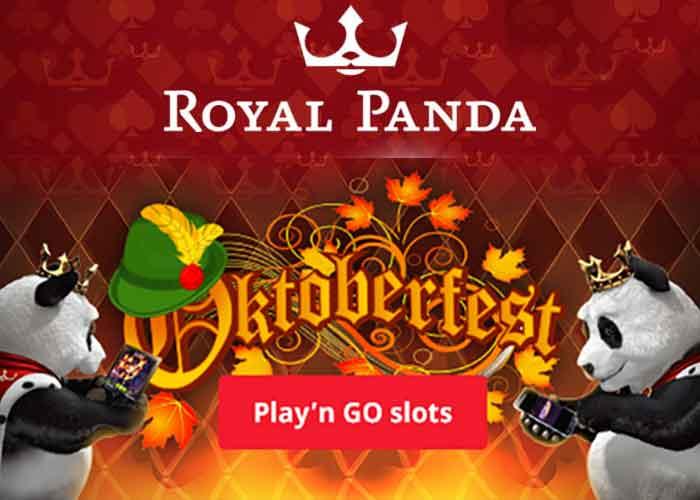 royal panda oktoberfest