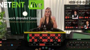 Netents network brandet casino