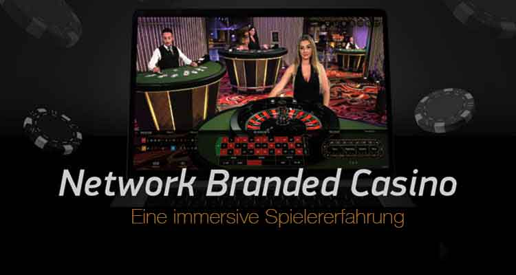 Netents network brandet casino