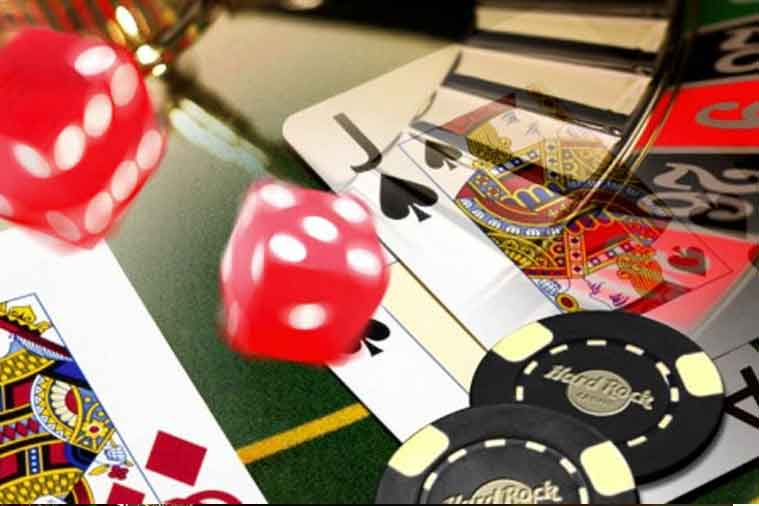 verschiedene Casinobonis