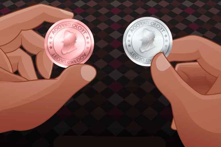 Spielautomaten betrügen Münzen