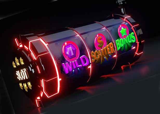 Kategorien von Online Glücksspielen Spielautomaten